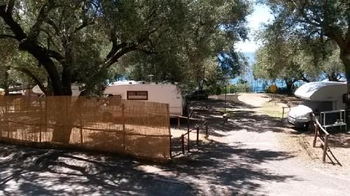 Campeggio in Villaggio vicino al Mare
