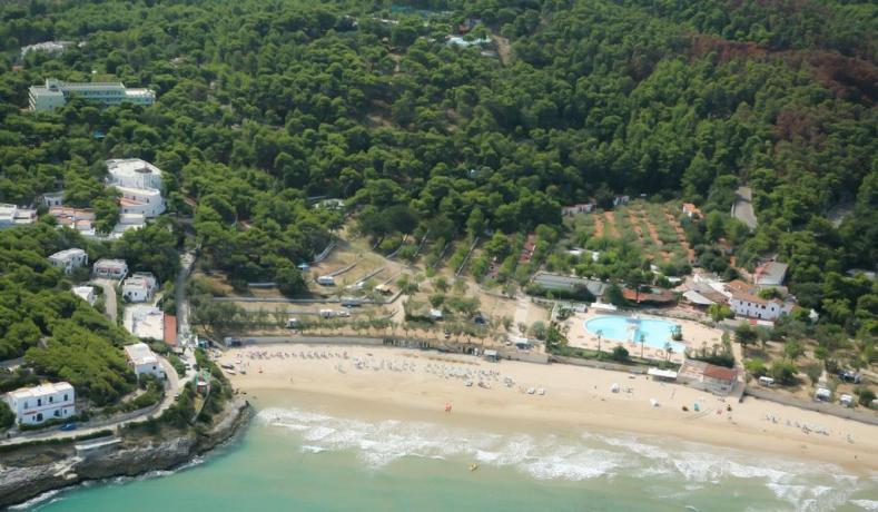 Villaggio vacanza con spiaggia privata