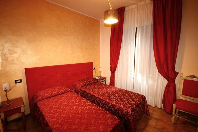 Camera Doppia Gran Sasso in Hotel Assergi