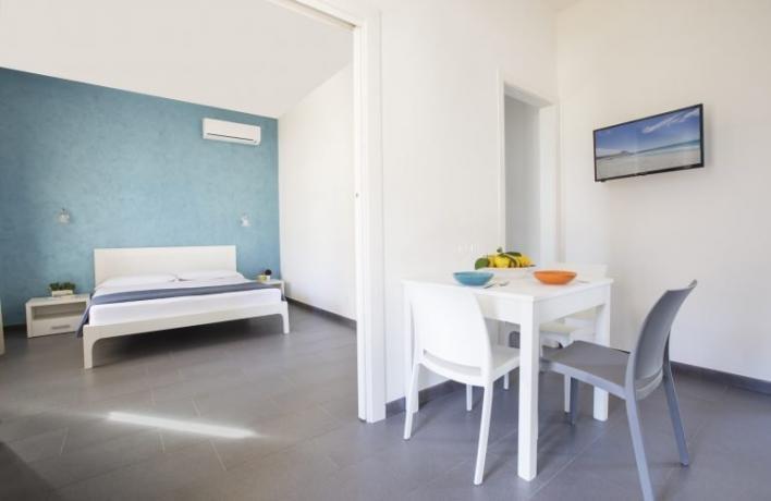 Casa vacanze Deluxe per relax al mare San-Vito-lo-Capo