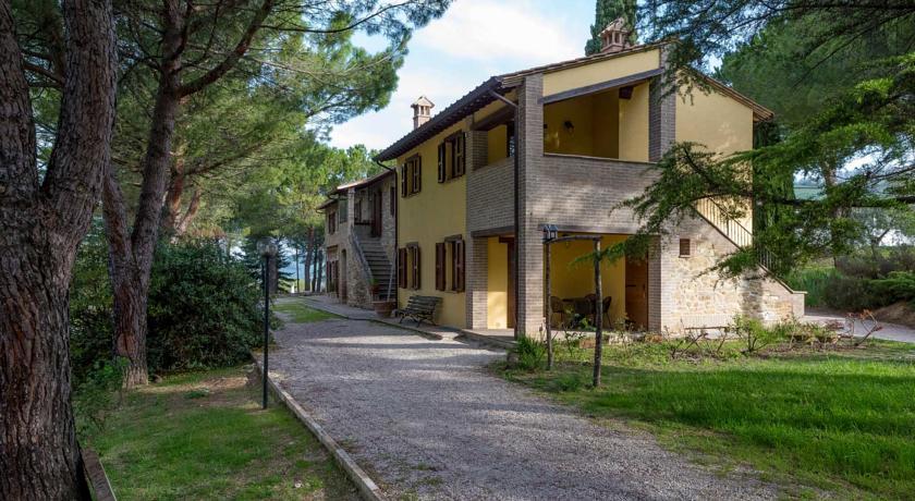 Agriturismo ad Assisi immerso nella natura