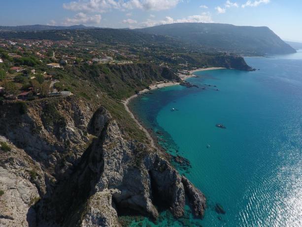 Residence con Miniclub a Tropea