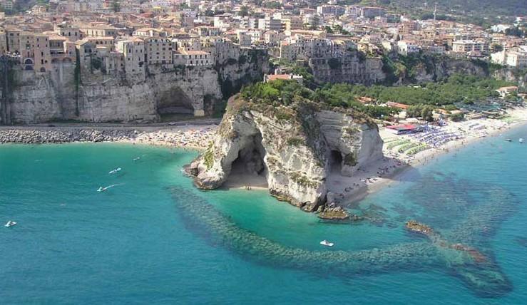 Villaggio sul Mare a Parghelia Calabria