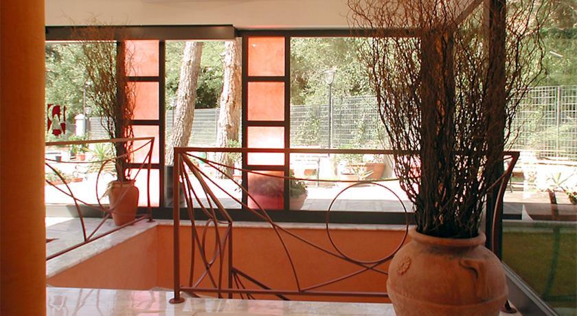 Hotel con Giardino esterno vicino Roma Tivoli