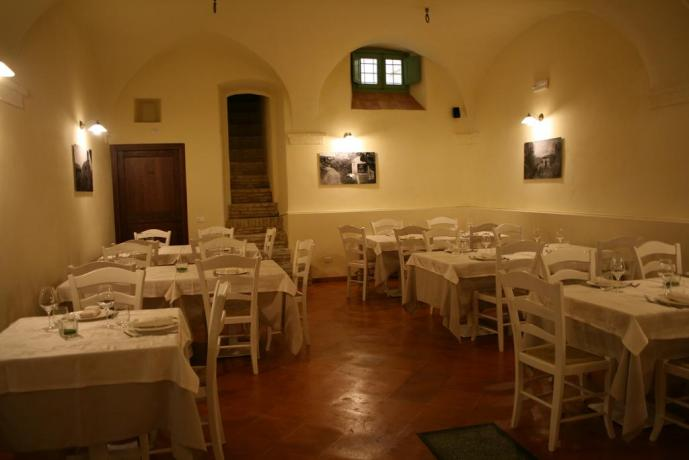 Resort a Valtopina con ristorante