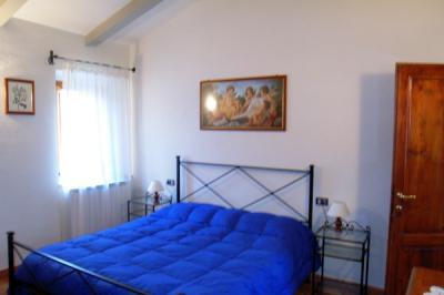 Camera matrimoniale appartamento Pietraviva