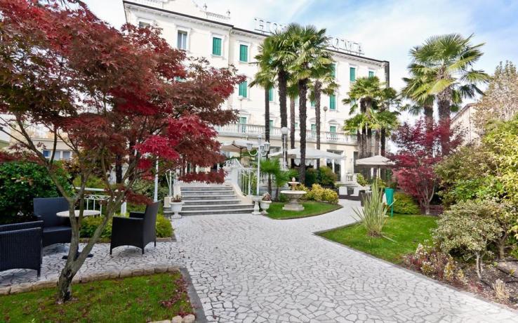 Hotel con piscina e Spa vicino Padova