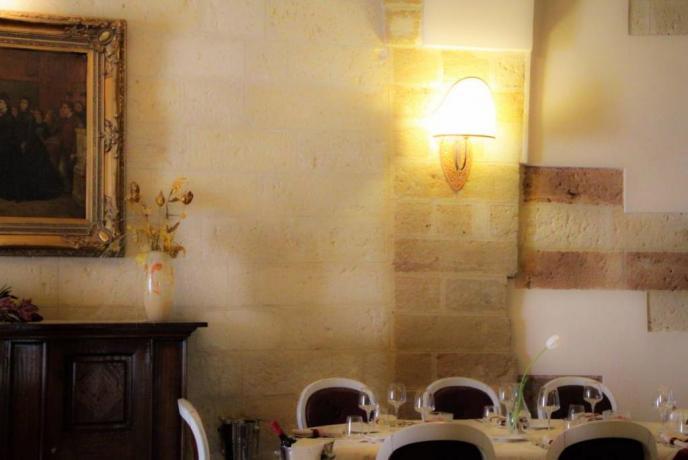 Hotel con ristorante e degustazioni vini nel Salento