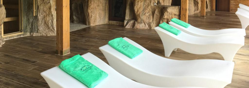 SPA del Resort Umbria - Centro Benessere