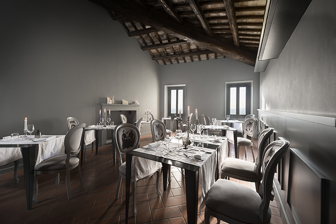 Ristorante Biologico e Suite in Castello Umbria