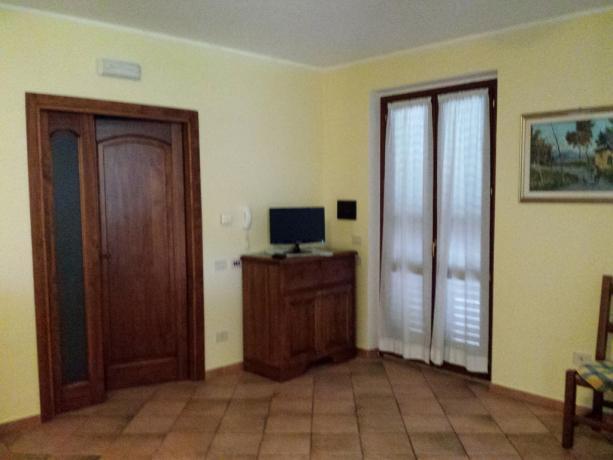 Appartamento in Agriturismo a Bettona con Televisione