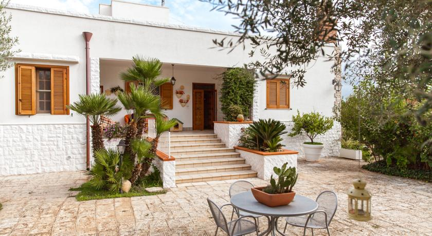 Agriturismo panoramico con appartamenti e piscina