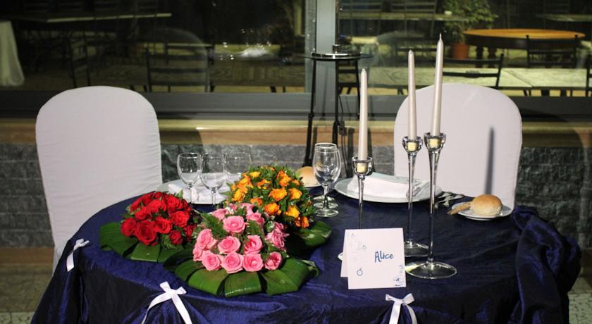 Sala ricevimenti per matrimoni e banchetti