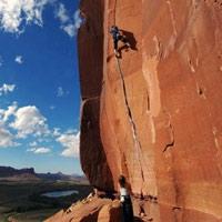 International climbing festival