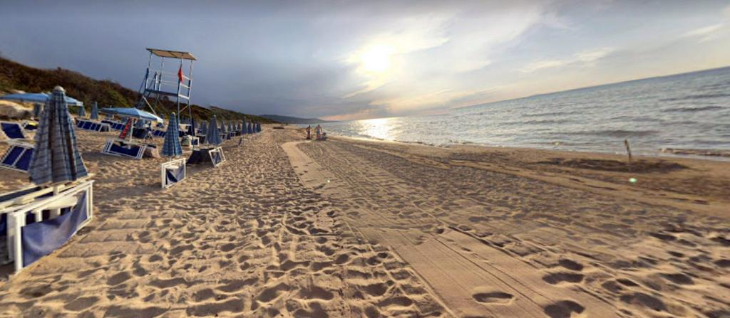 Villa Vacanze vicino Spiaggia Attrezzata sul Gargano