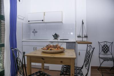 Angolo cucina appartamento Scilla
