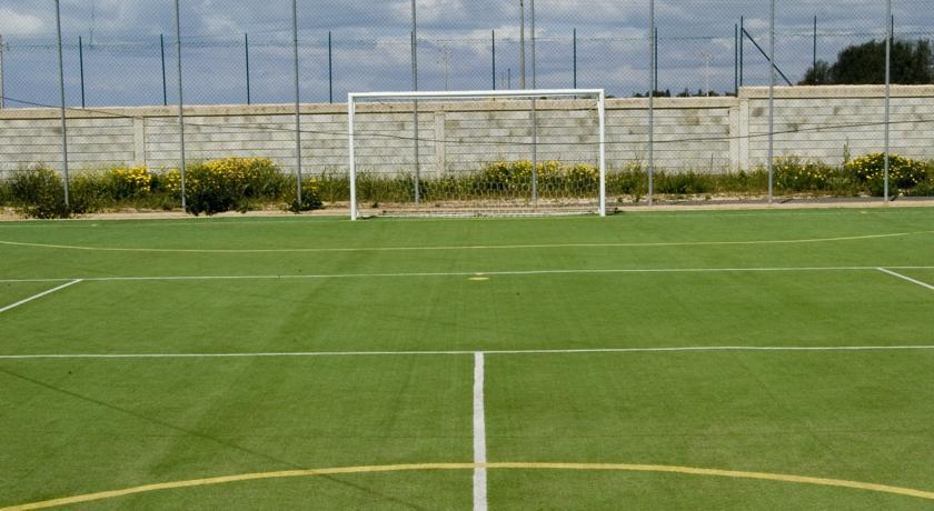 Campi sportivi e tornei al Villaggio a Scoglitti