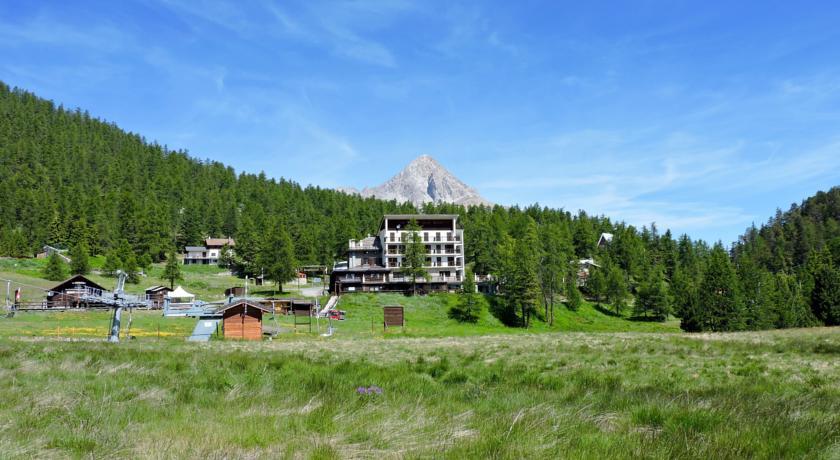 La Baita e la natura di montagna