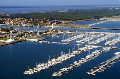 porto turistico di Ravenna
