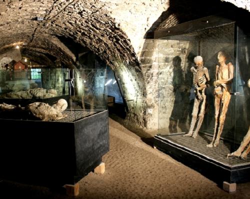 Museo delle Mummie a Ferentillo