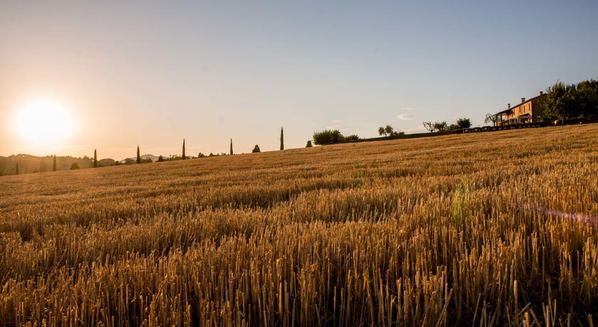 Agriturismo nella campagna vicino Perugia