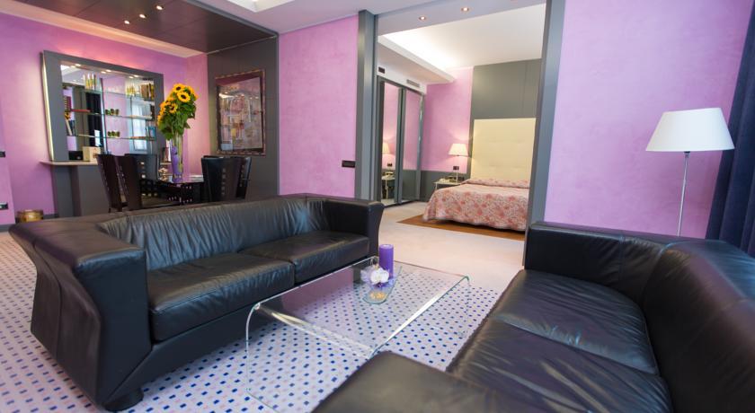 Junior suite in Hotel 4 stelle a roma