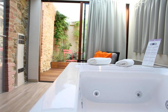 Suite SPA privé con vasca idromassaggio Perugia
