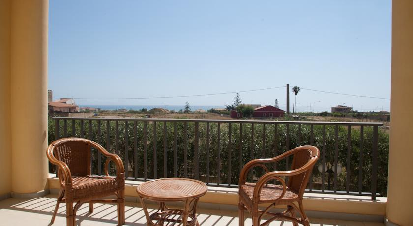 Camere Balcone vista Mare Golfo di Gela