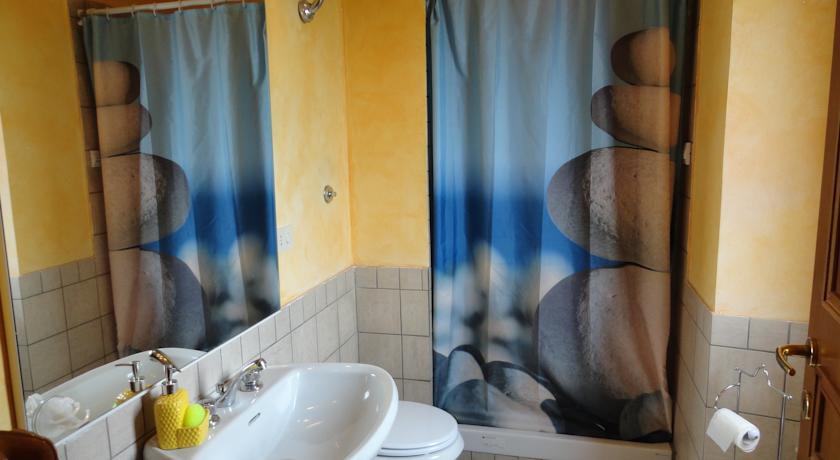 Bagno dell'appartamento Ludovico
