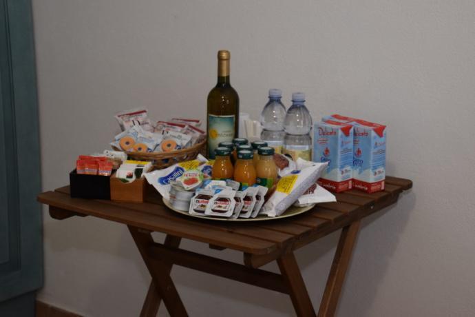 Colazione per gli ospiti, appartamenti in agriturismo