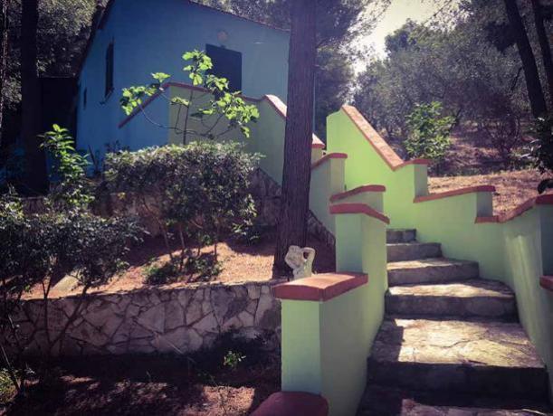 appartamenti in villaggio a Vieste