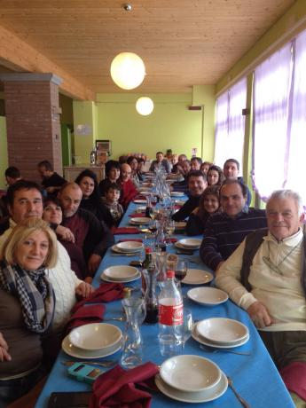 Organizzazione escursioni e pranzi per gruppi sul Fumaiolo