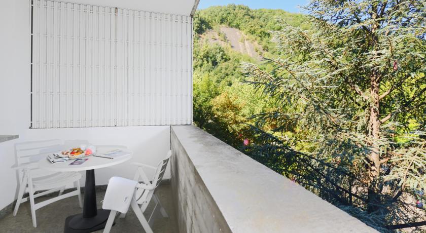 Camere con balcone panoramico