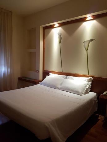Camera in hotel Assisi con bagno privato