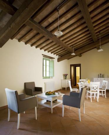 Resort a Valtopina con Appartamento