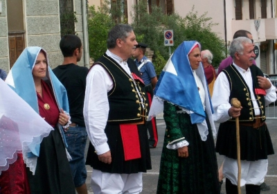 Feast of the Redeemer in Nuoro