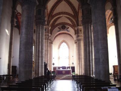 Stay in hotel near the Cathedral of Pienza