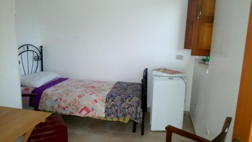 Casa dei Campi Nunnacola camera con frigorifero