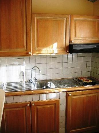 Appartamento con cucina albergo ad Arzachena