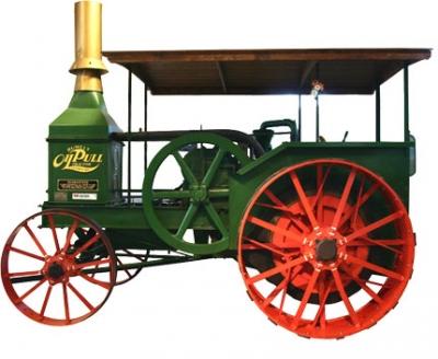 Museo storico del trattore agricolo