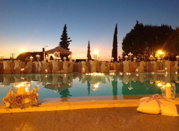 Hotel3stelle con piscina e solarium Caltagirone