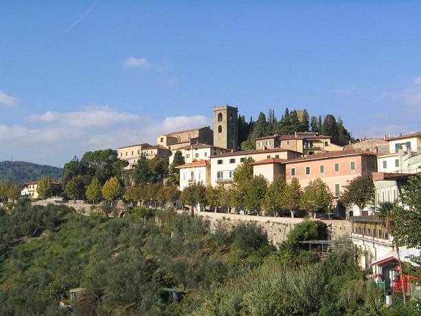 Vacanza in Toscana, Dormire a Montecatini