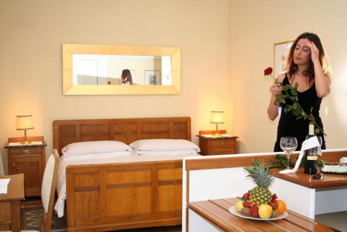 Hotel con camere romantiche in Trentino