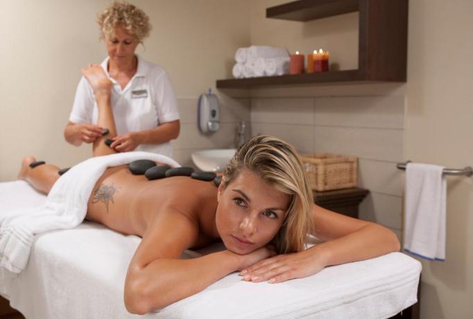 Trattamenti benessere e massaggi
