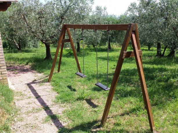 agriturismo ideale anche per Bambini in Umbria-Bettona