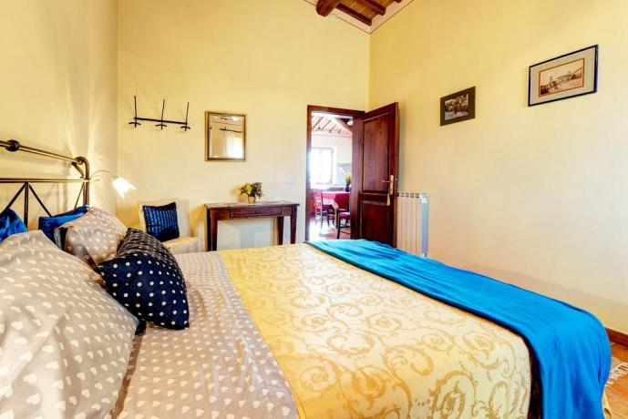 appartamenti ideali per coppie in casale rustico