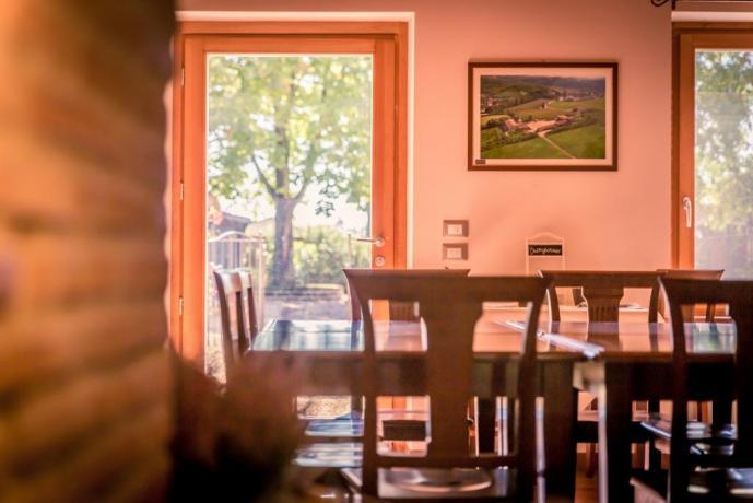 Appartamenti B&B con ristorante interno a Verona
