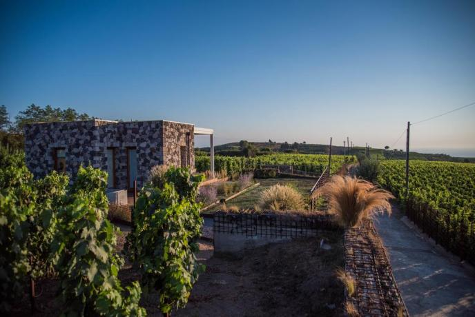 Appartamenti Vacanza a Lipari immersi nella natura Sicilia