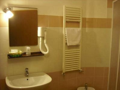 Bagno Privato a Campobasso Eco-Hotel3Stelle