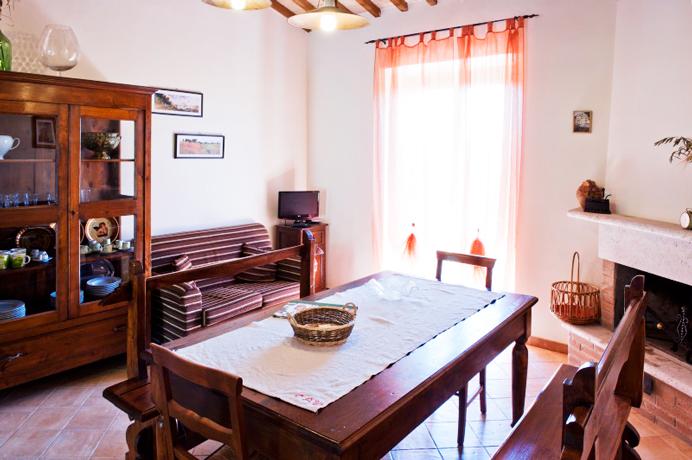 Casa Maria attrezzato per weekend a Viterbo
